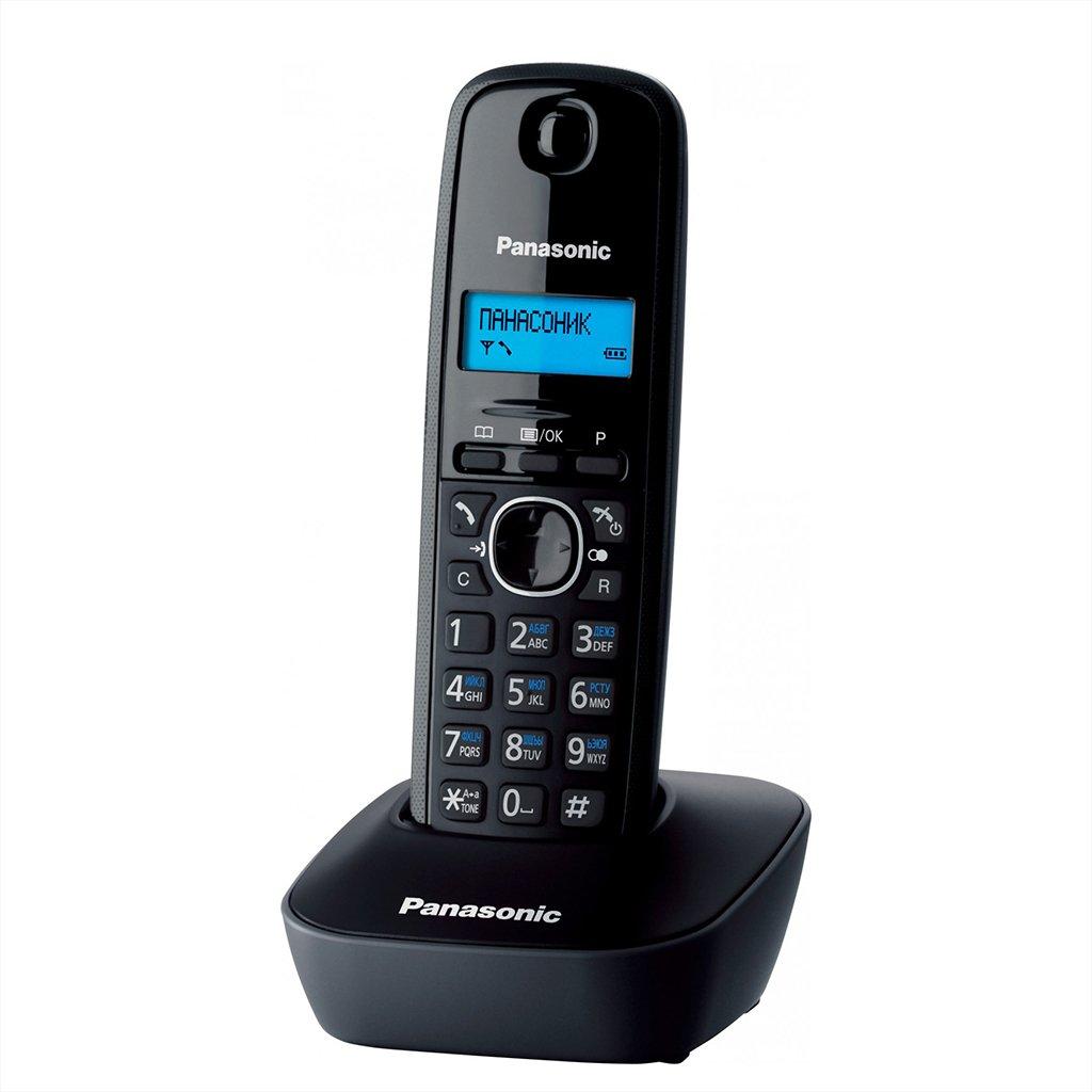Радиотелефон Panasonic KX-TG 1611UAH