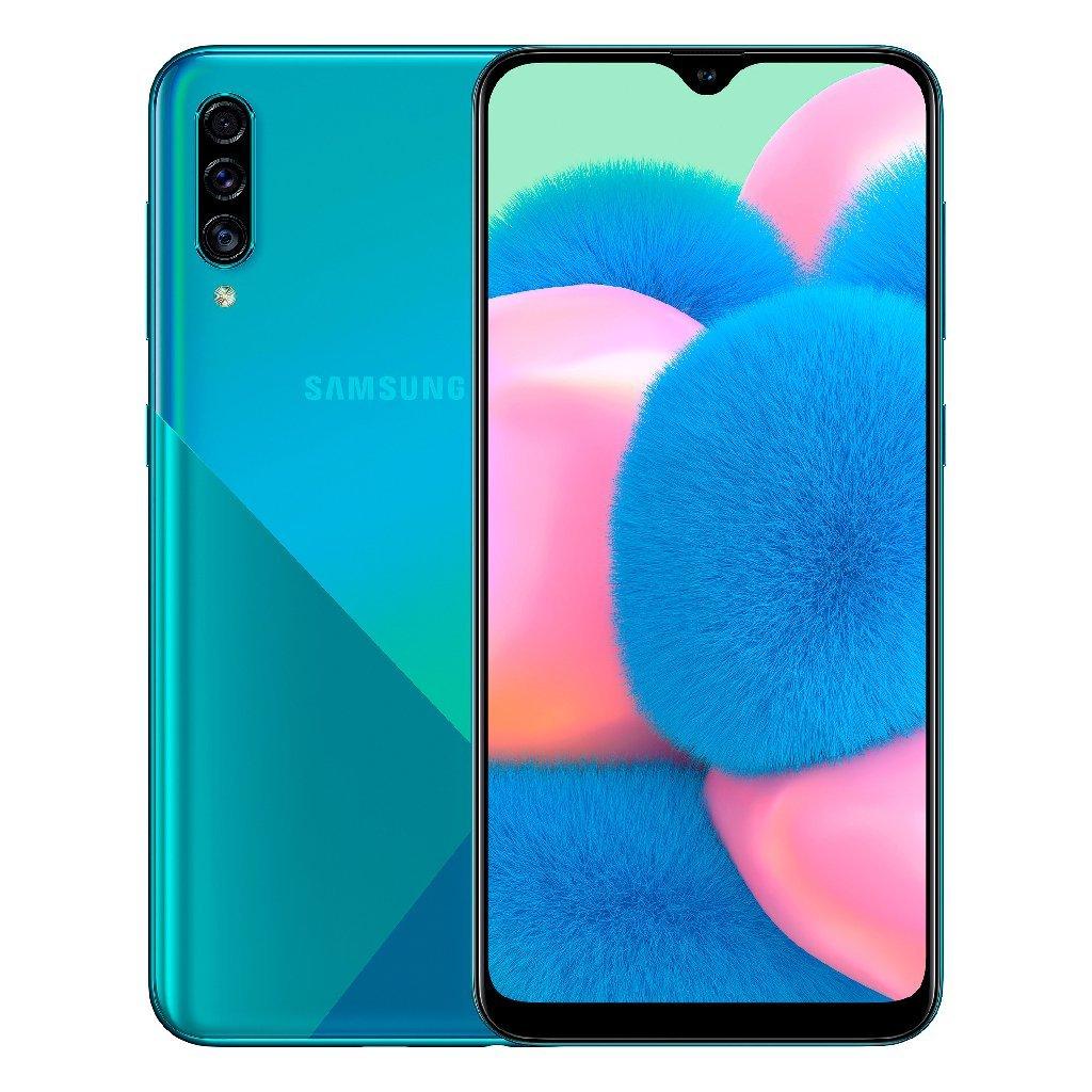 Смартфон SAMSUNG Galaxy A30s SM-A307F 64GB Green