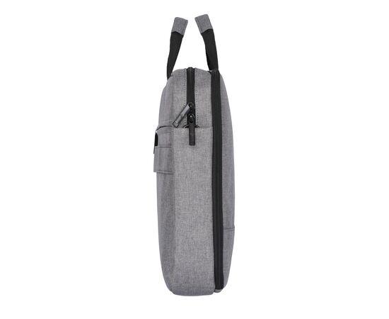"Сумка для ноутбука 2E Laptop Bag 16"" Strict, Grey 2"