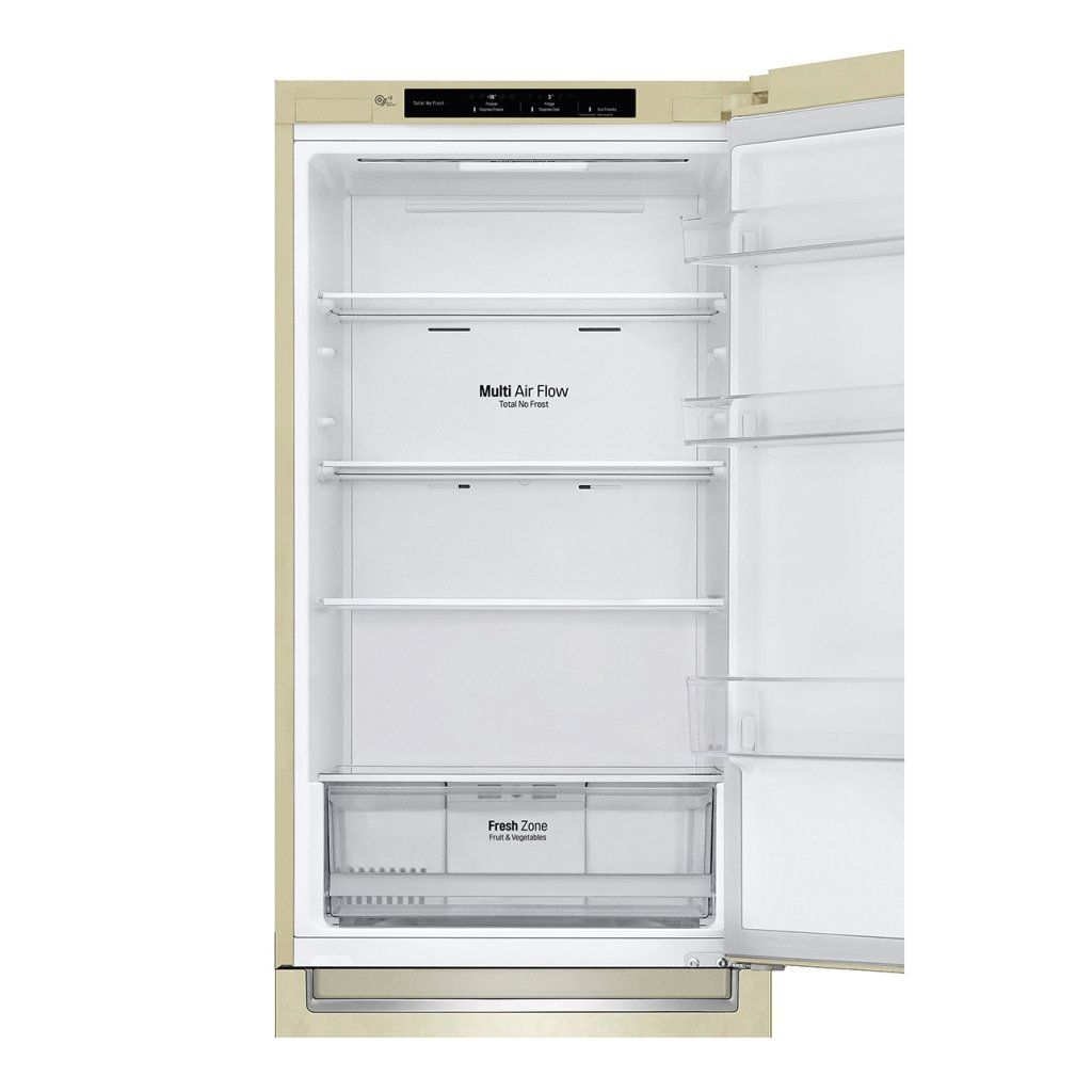Холодильник LG GC-B459SECL 2