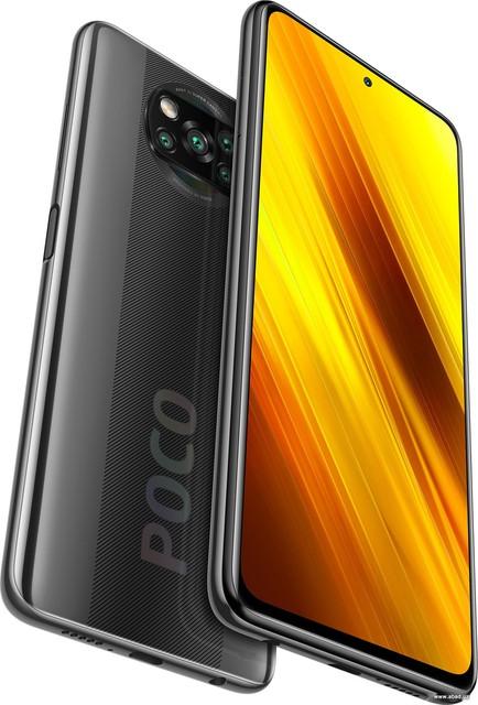 Смартфон Xiaomi POCO X3 6+128GB Shadow Gray 2