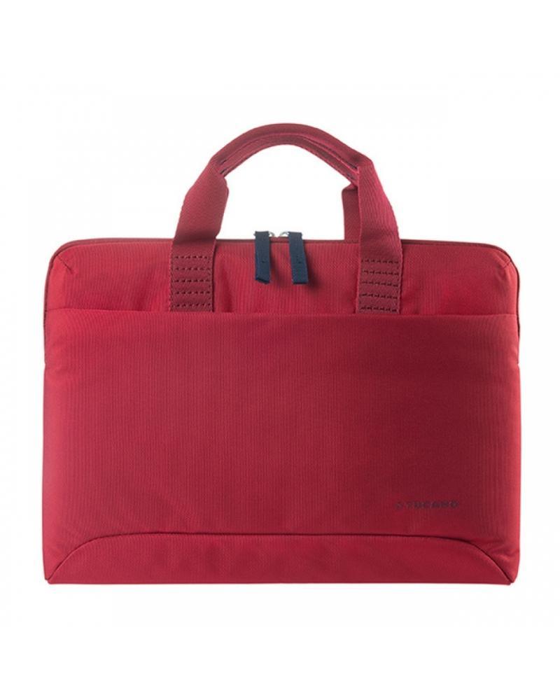 "Сумка для ноутбука Tucano SMILZA SUPERSLIM BAG 15.6"" RED"