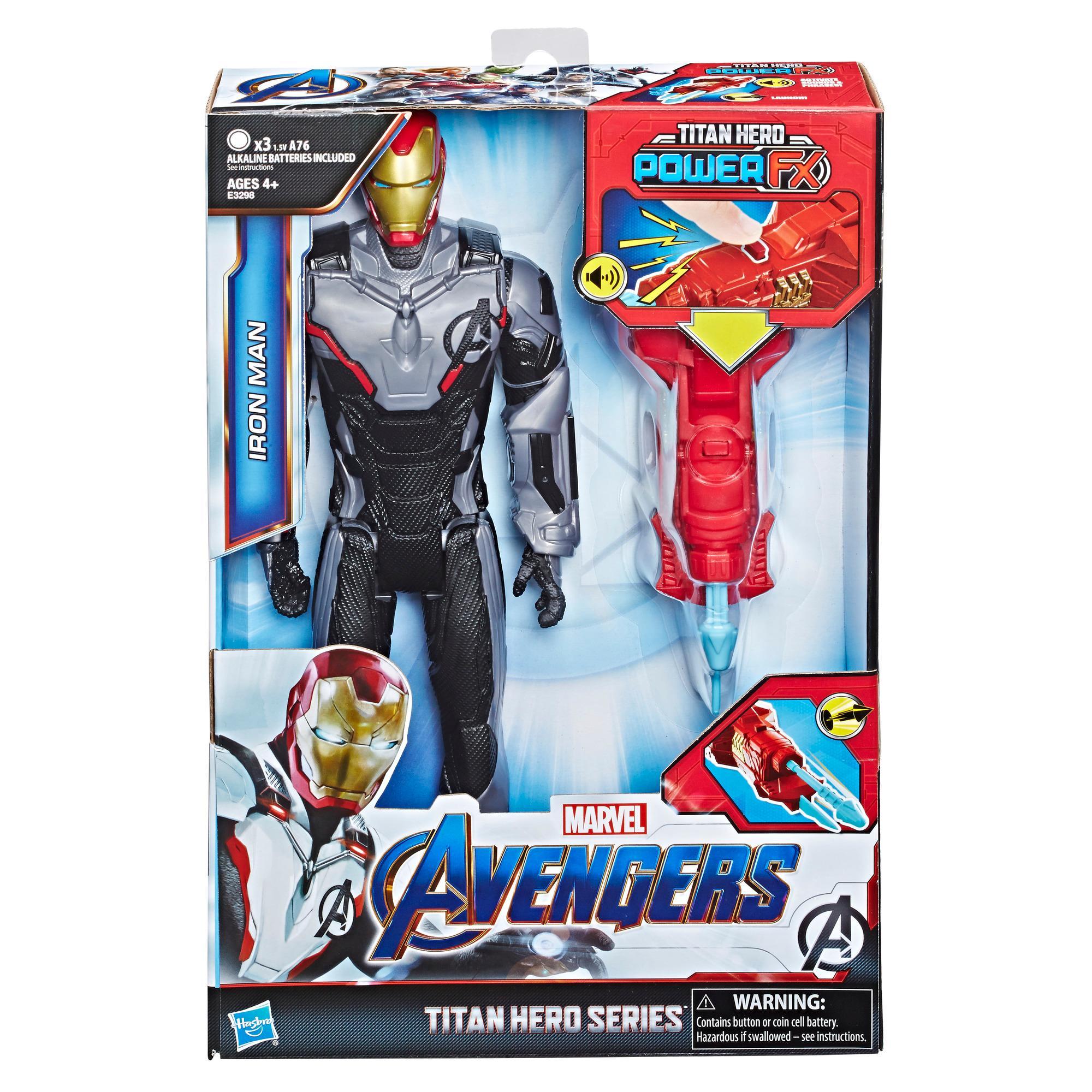Кукла HASBRO AVN TH Power (Железный человек) 2