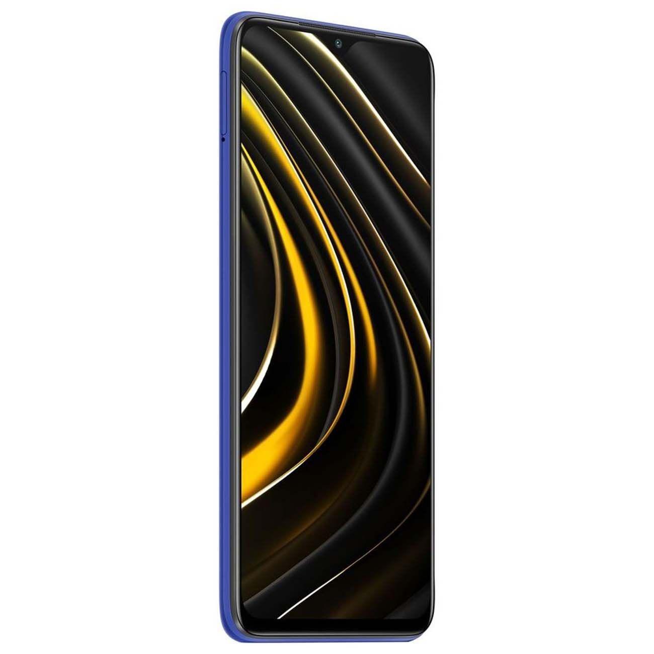 Смартфон Xiaomi POCO M3 4+128GB Cool Blue 2