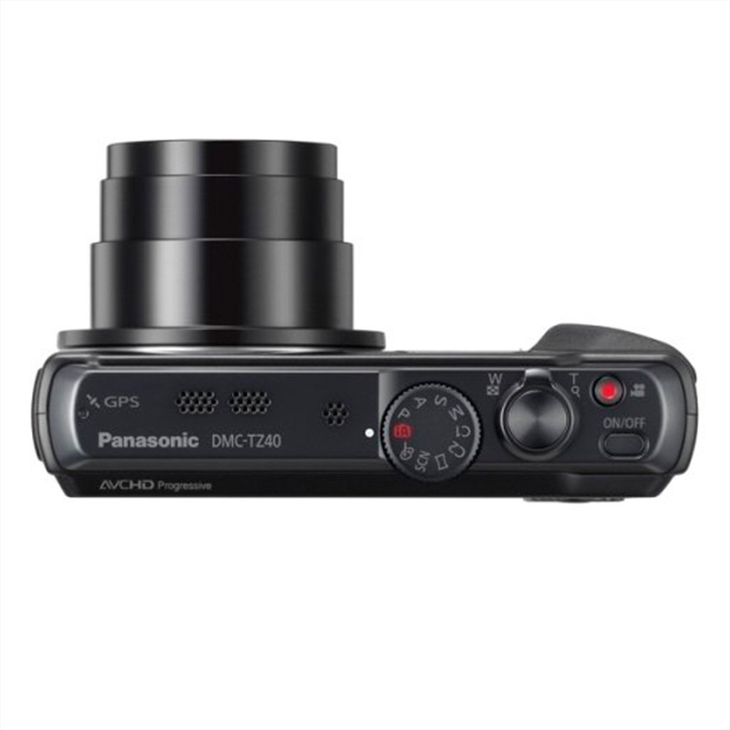 Фотокамера Panasonic DMC-TZ40EE-K 2