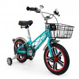 "Велосипед Rastar MINI KIDS BIKE 14"" синий"
