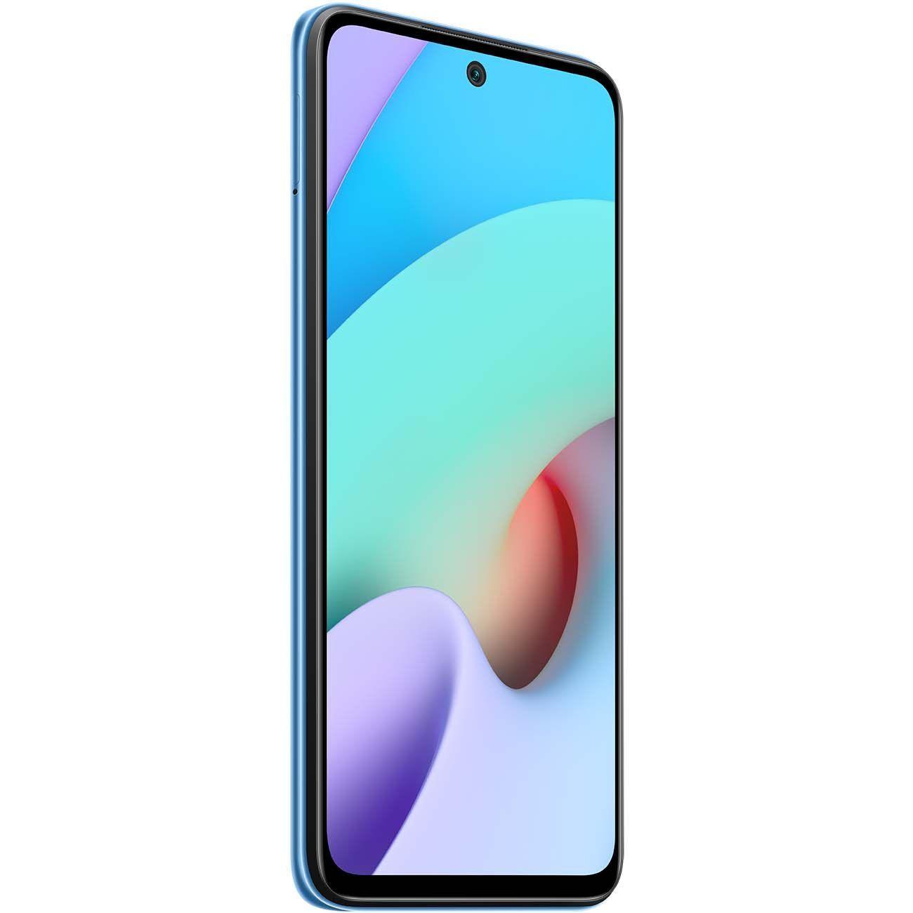 Смартфон Xiaomi Redmi 10 4+128GB Sea Blue 2