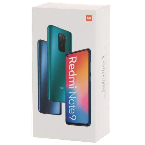 Смартфон Xiaomi Note 9 3+64G Onyx Black 2