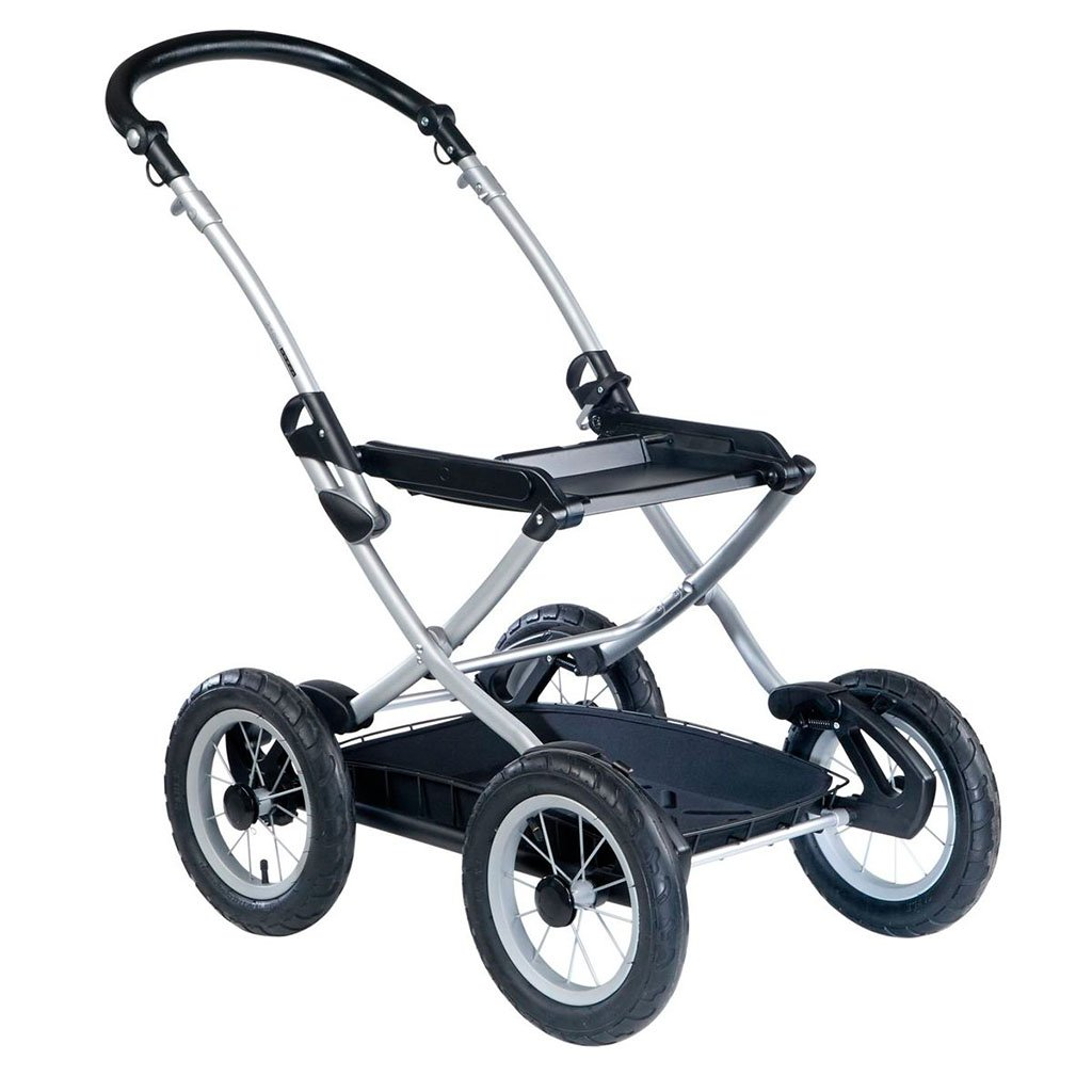 Аксессуар для коляски PEG PEREGO CLASSICO VELO 58.5 CHASSIS PEG BLACK/GRAY