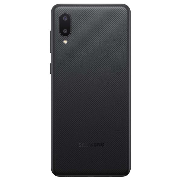 Смартфон SAMSUNG Galaxy A02 SM-A022G/DS (32GB) Black 2
