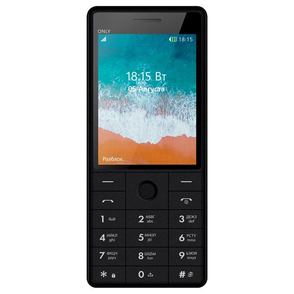 Мобильный телефон BQ-2815 Only Чёрный 2