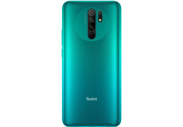 Смартфон Xiaomi Redmi 9 3+32GB Ocean Green 2