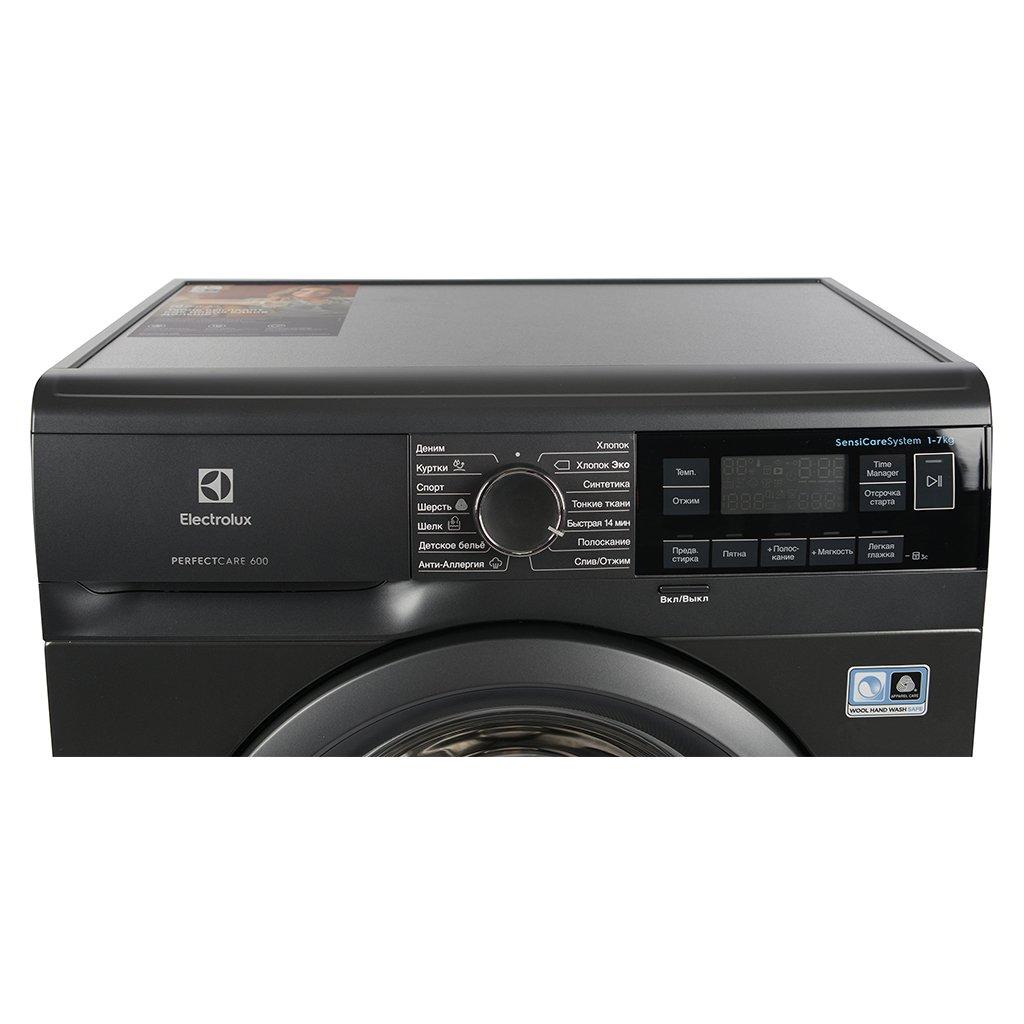 Стиральная машина ELECTROLUX EW6S3R27SX 2