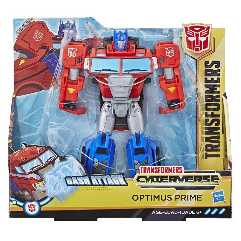 Робот HASBRO TRANSFORMERS Action Attacker 15 ast Optimus Prime