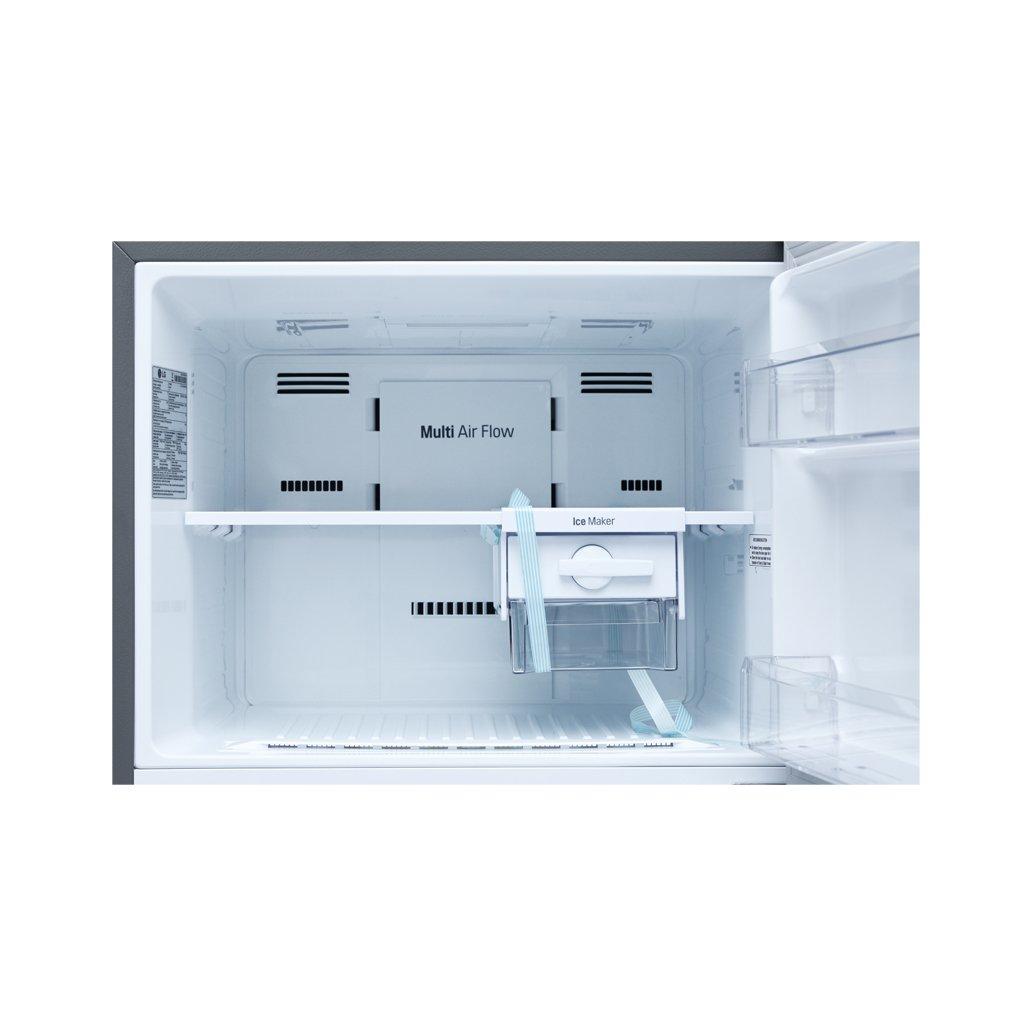 Холодильник LG GL-F442HMHU 2