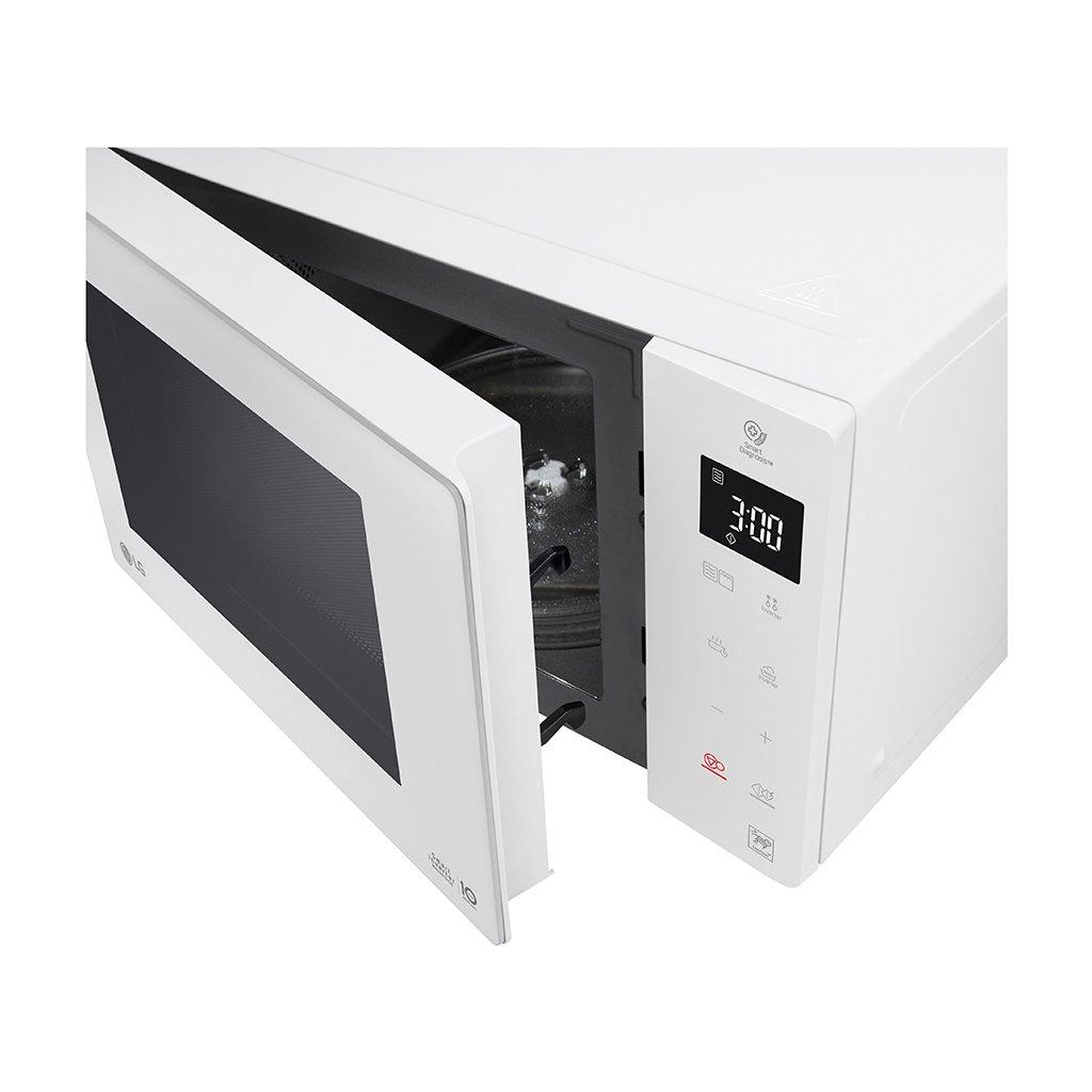 Микроволновая печь LG MB-63W35GIH 2