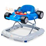Ходунки CARETERO BATTERY RIDE-ON VEHICLE SPEEDER BLUE