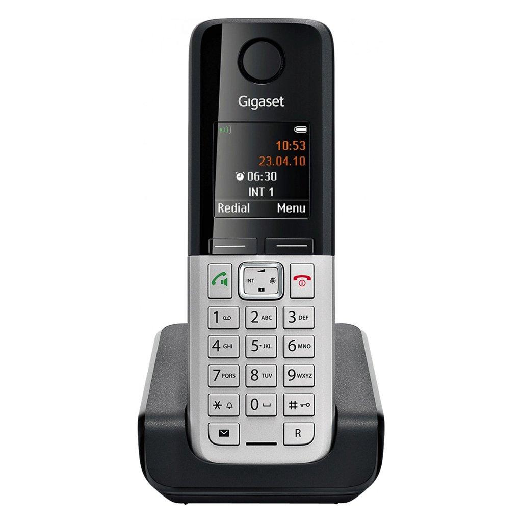 Радиотелефон Gigaset C300H RUS BLACK