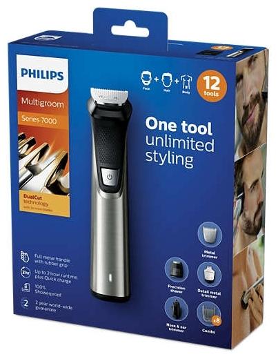Машинка для стрижки волос Philips MG 7735/15 2