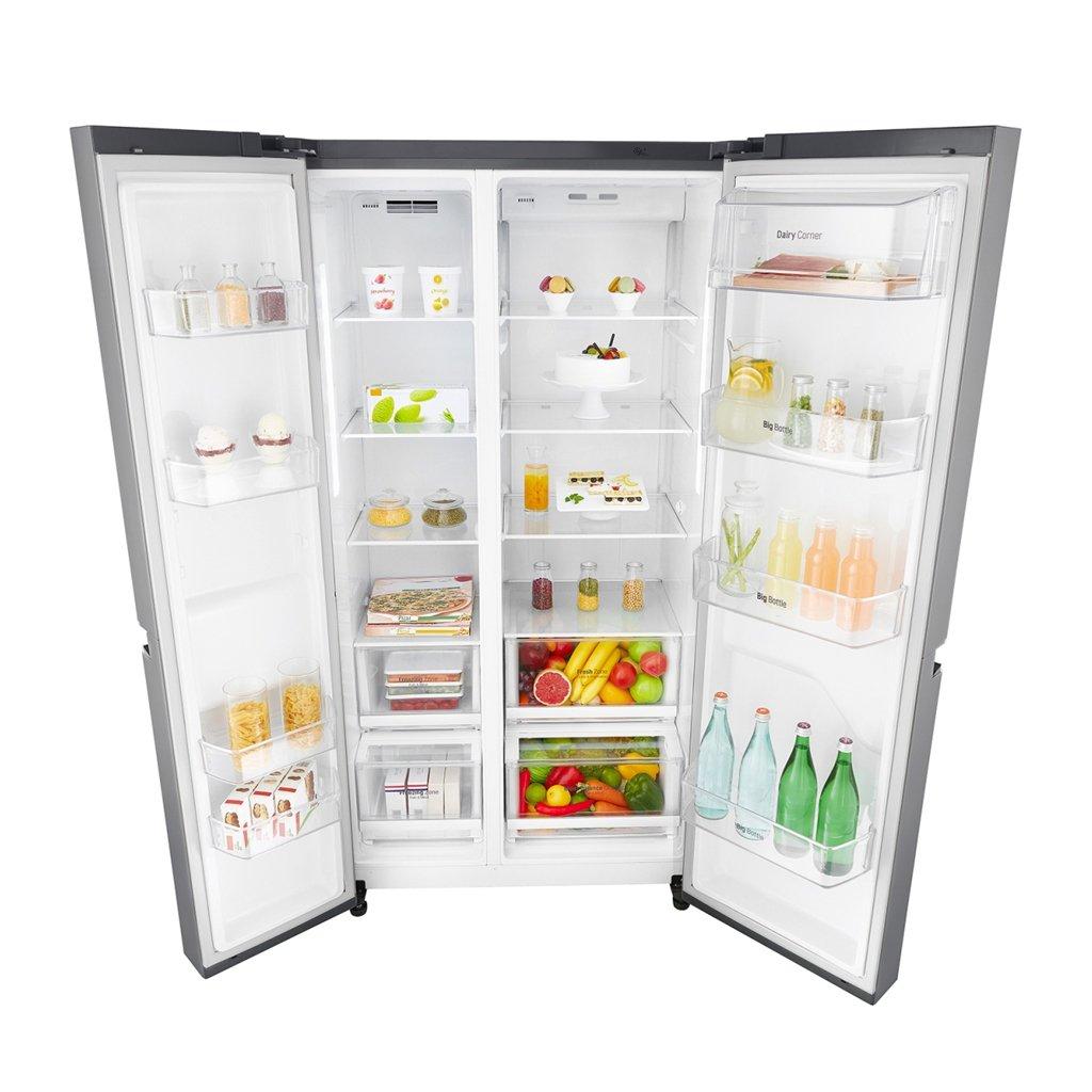 Холодильник LG GC-B247SMUV 2