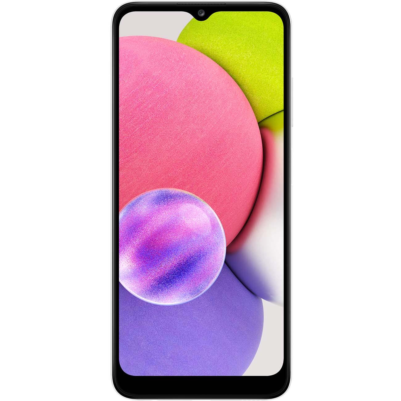 Смартфон SAMSUNG Galaxy A03s SM-A037F/DS (64GB) White 2