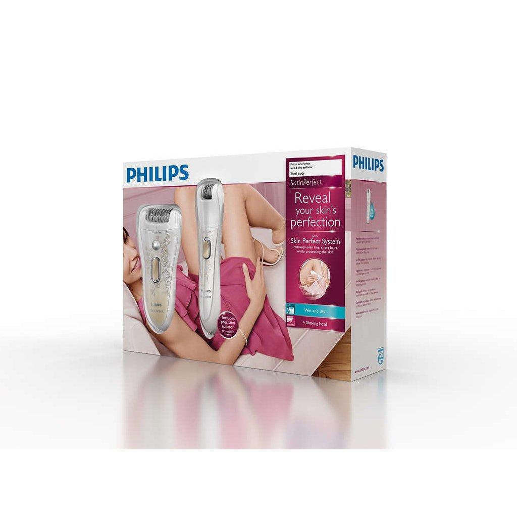 Эпилятор Philips HP 6581/00 2