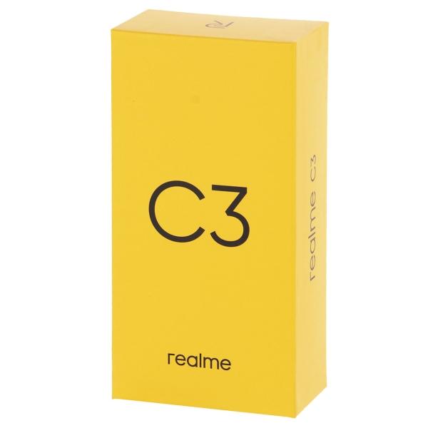 Смартфон Realme С3 (3+64) Серый 2