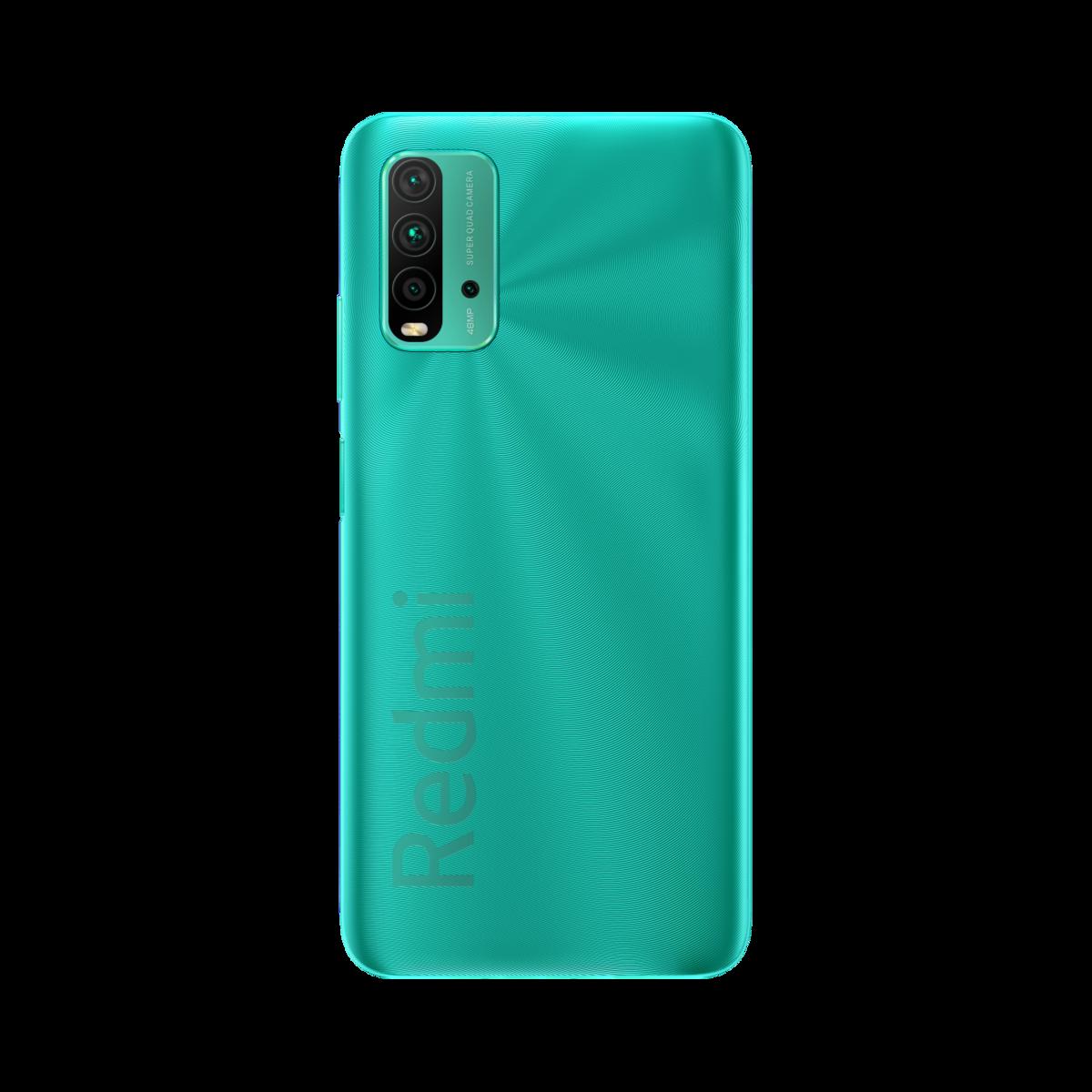 Смартфон Xiaomi Redmi 9T 4+128GB Ocean Green 2