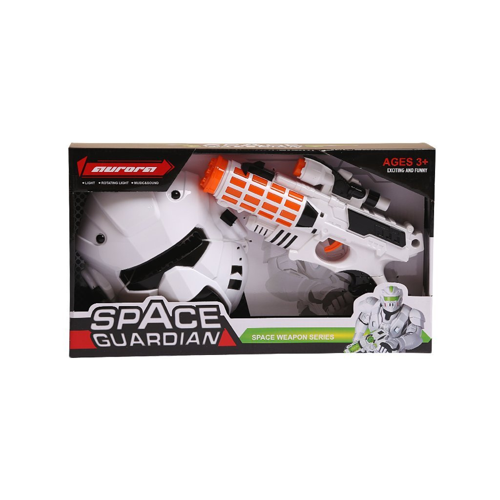 Набор оружия Toysbase Electric Gun with Light and Music with Mask