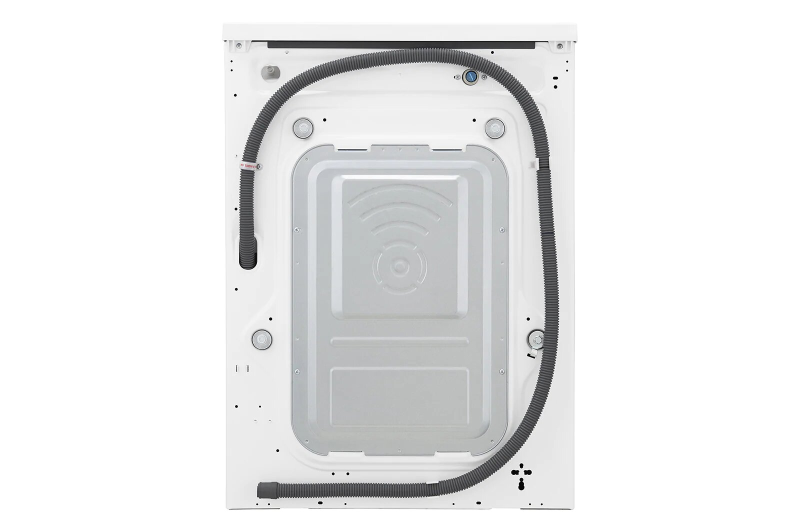 Стиральная машина LG F2M5NS3W 2