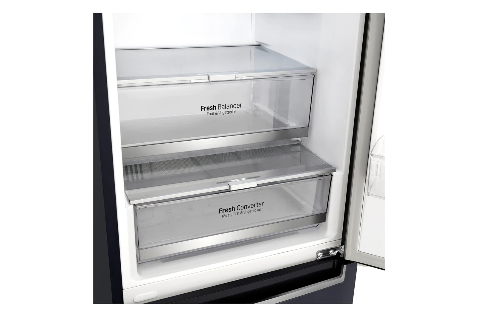 Холодильник LG GC-B509SBDZ 2