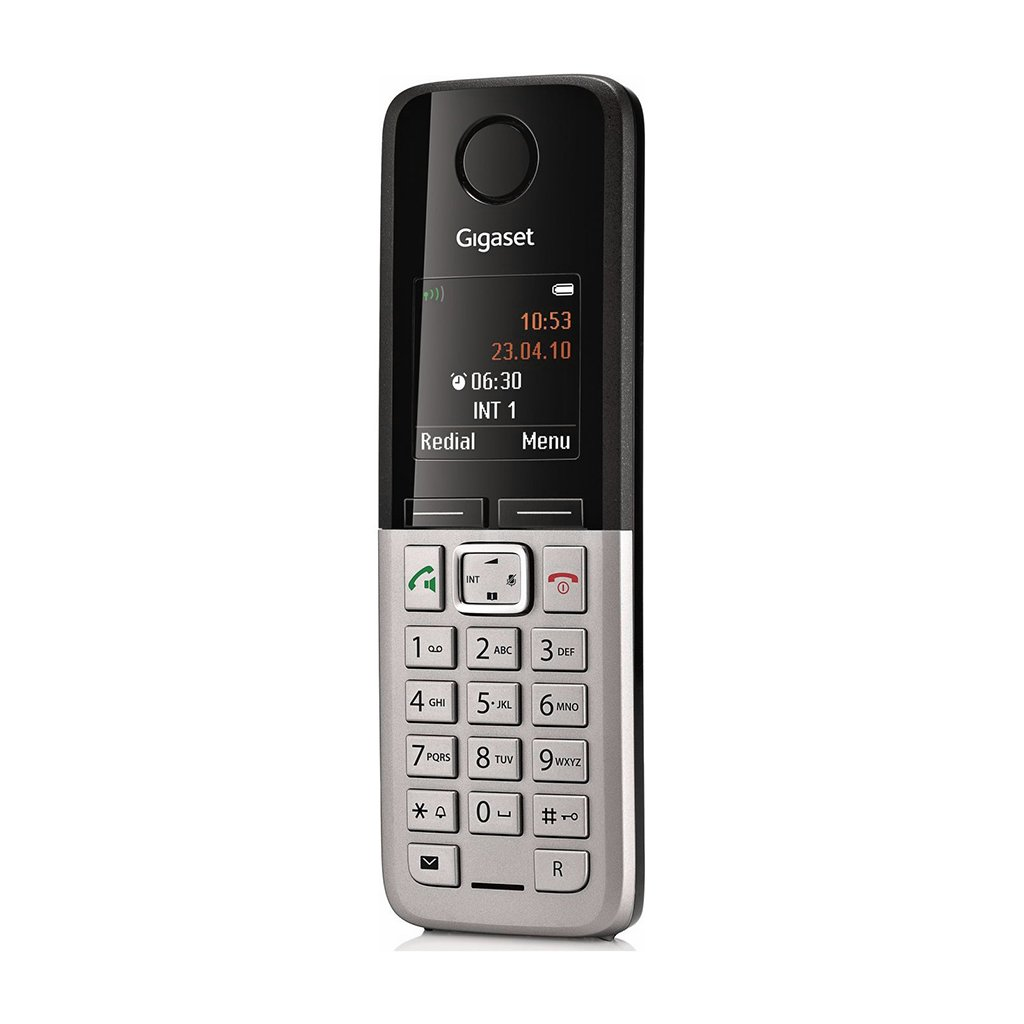 Радиотелефон Gigaset C300H RUS BLACK 2