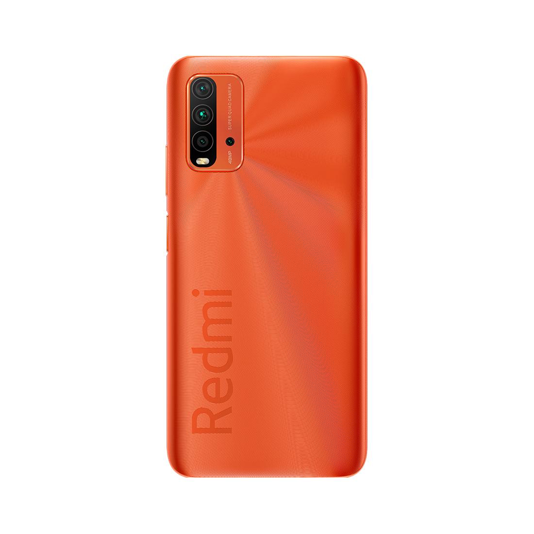 Смартфон Xiaomi Redmi 9T 4+64GB Sunrise Orange 2