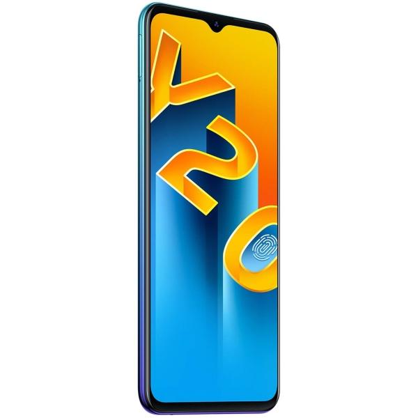 Смартфон VIVO Y20 (4+64GB) Nebula Blue 2