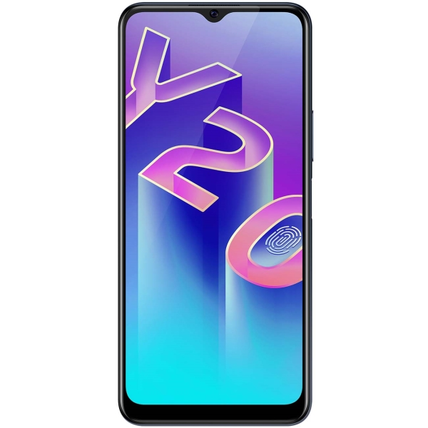 Смартфон VIVO Y20 (4+64GB) Obsidian Black 2