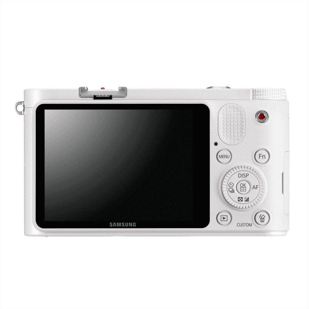 Фотоаппарат Samsung EV-NX1000BFWRU 2