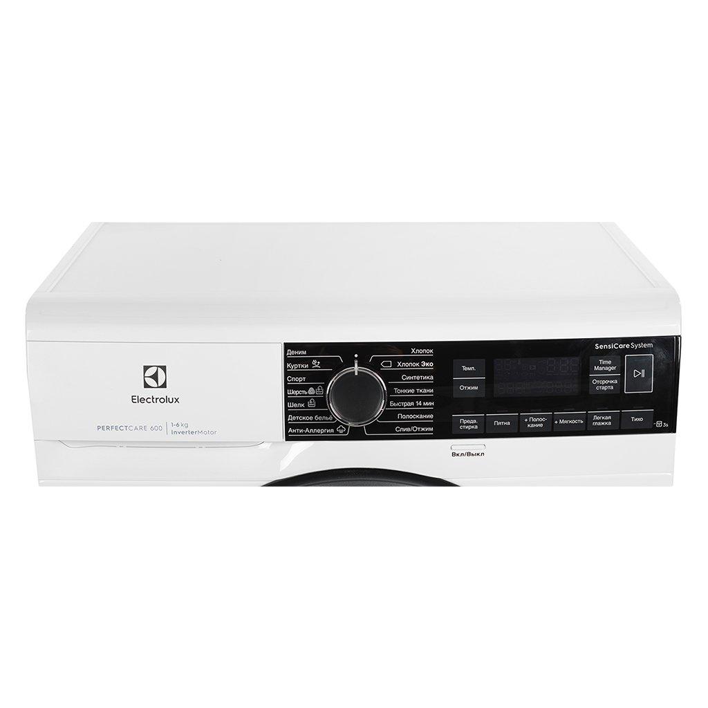 Стиральная машина ELECTROLUX EW6S2R26SI 2