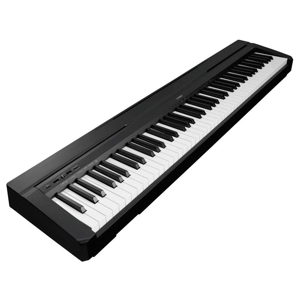 Цифровое фортепиано YAMAHA P-45B 2