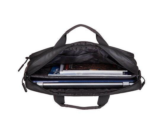 "Сумка для ноутбука 2E Laptop Bag 16"" Slant, Grey-Black 2"
