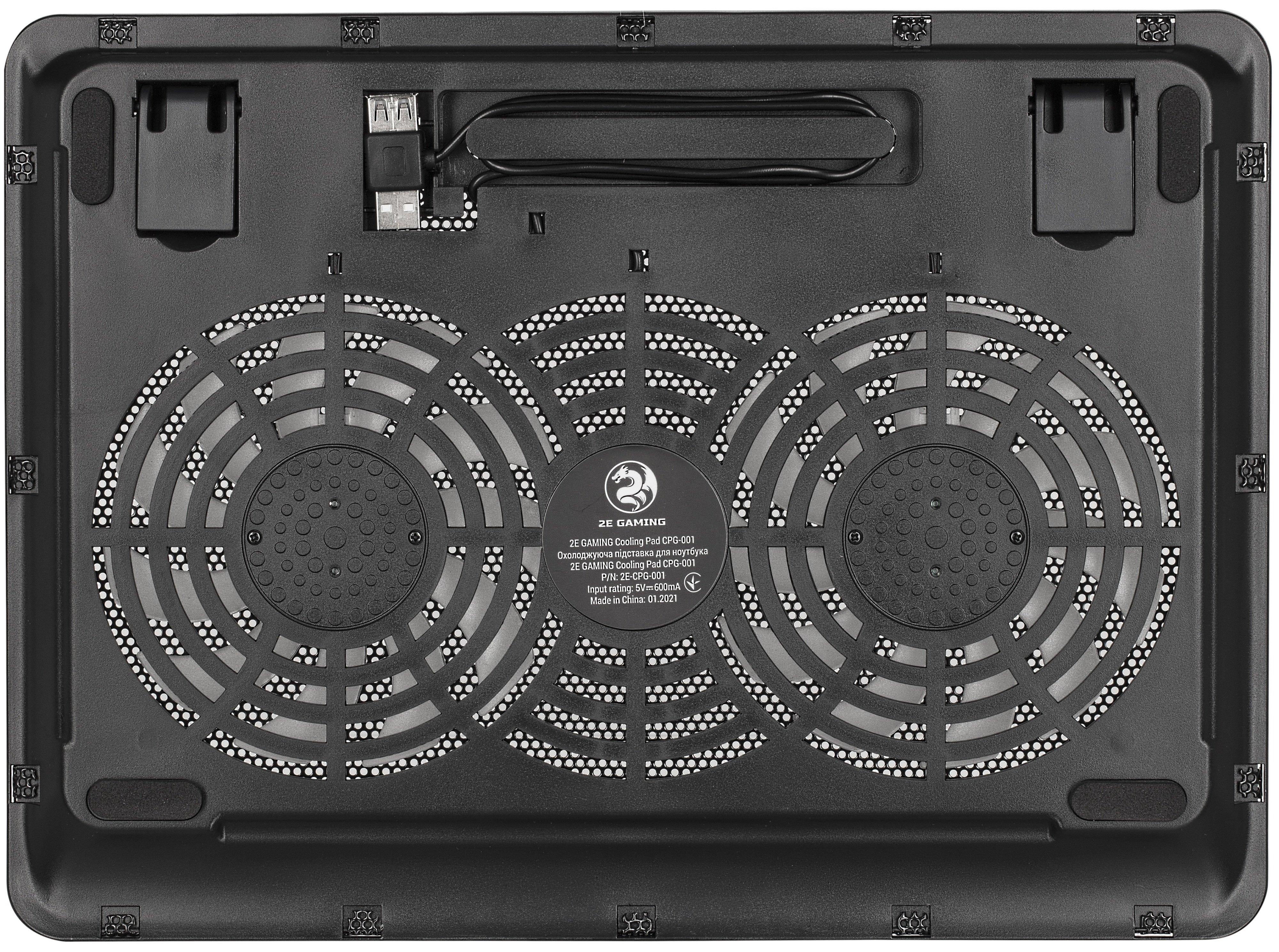 Подставка для ноутбука 2E GAMING 2E-CPG-001 Black 2