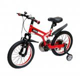 "Велосипед Rastar MINI KIDS BIKE 16"" красный"