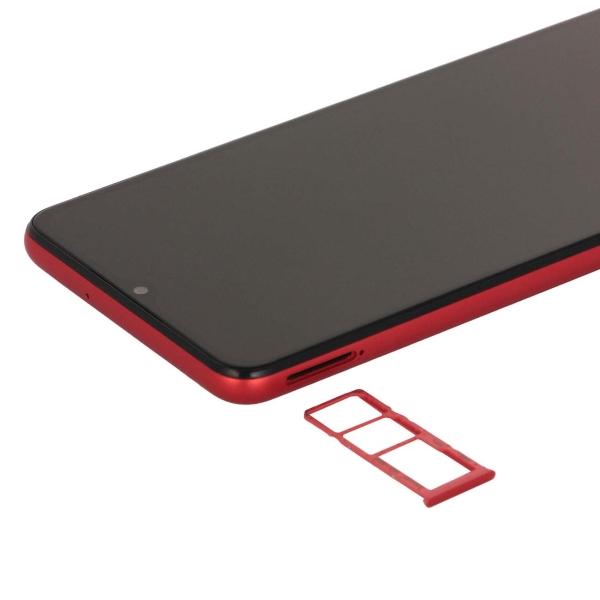 Смартфон SAMSUNG Galaxy A12 SM-A127F/DSN (32GB) Red 2