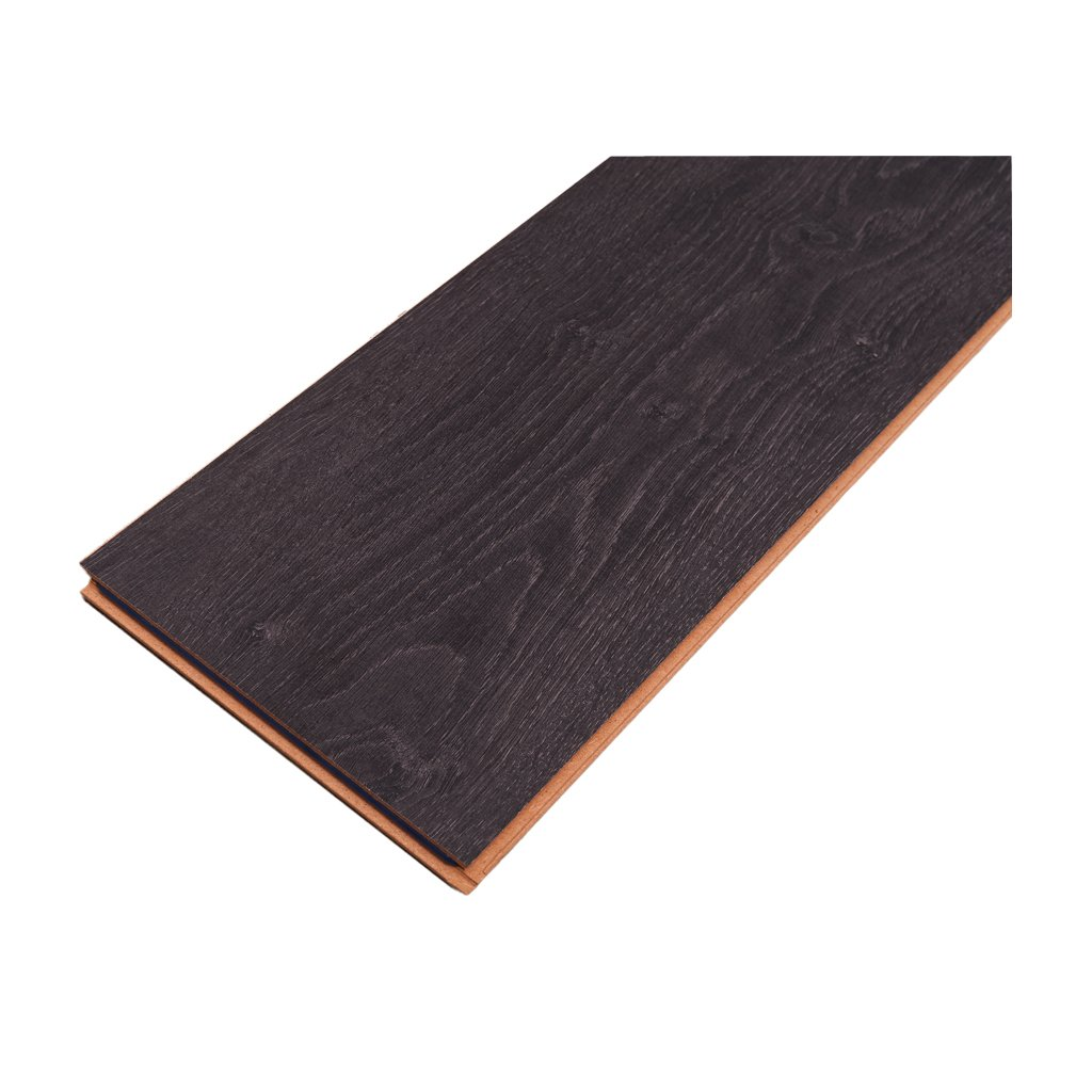Напольное покрытие KRONOTEX 1318 Dynamic 2980 Black Oak (8,0X1,380X193mm) 2