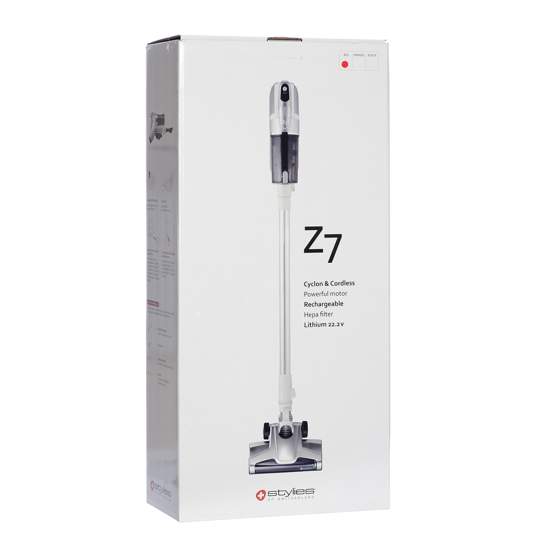 Пылесос беспроводной Stylies SSV-Z7 Red 2