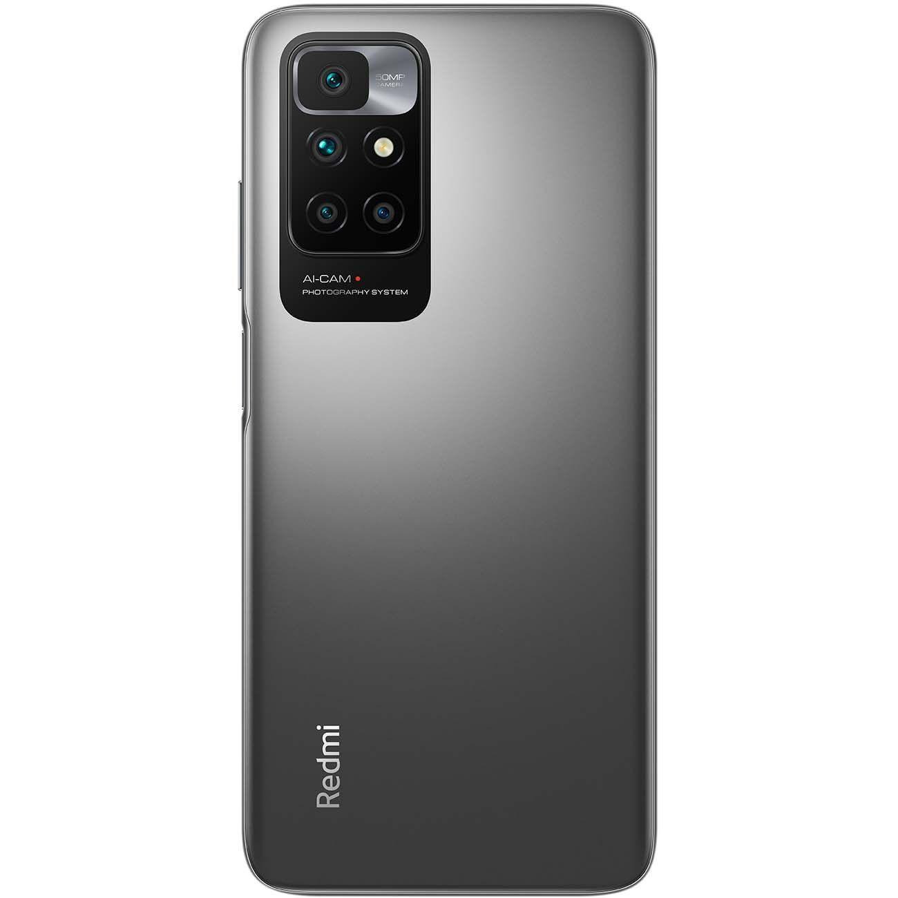 Смартфон Xiaomi Redmi 10 4+128GB Carbon Gray 2