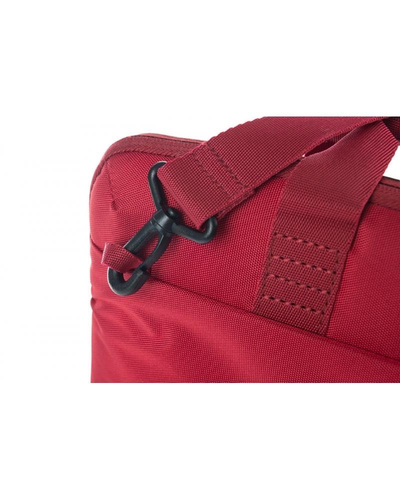 "Сумка для ноутбука Tucano SMILZA SUPERSLIM BAG 15.6"" RED 2"