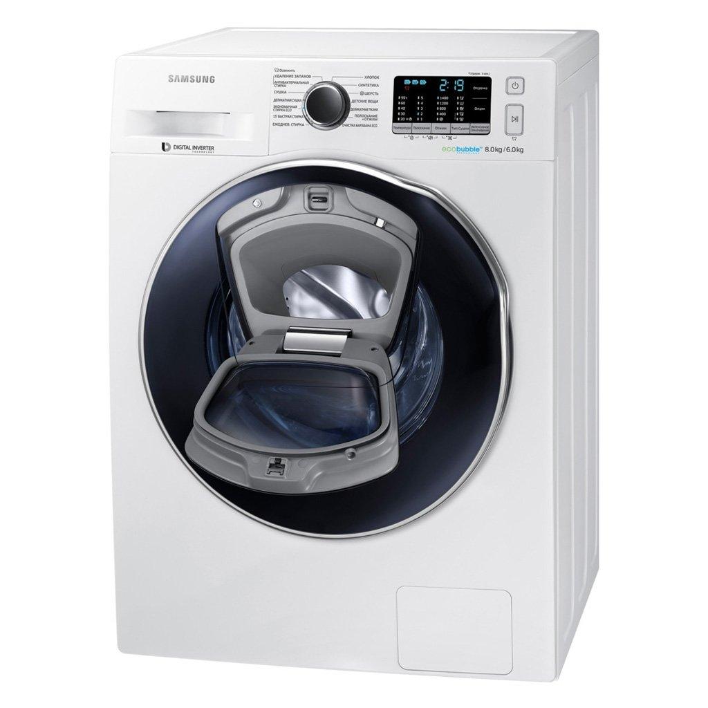 Стиральная машина Samsung WD80K5410OW/LP 2