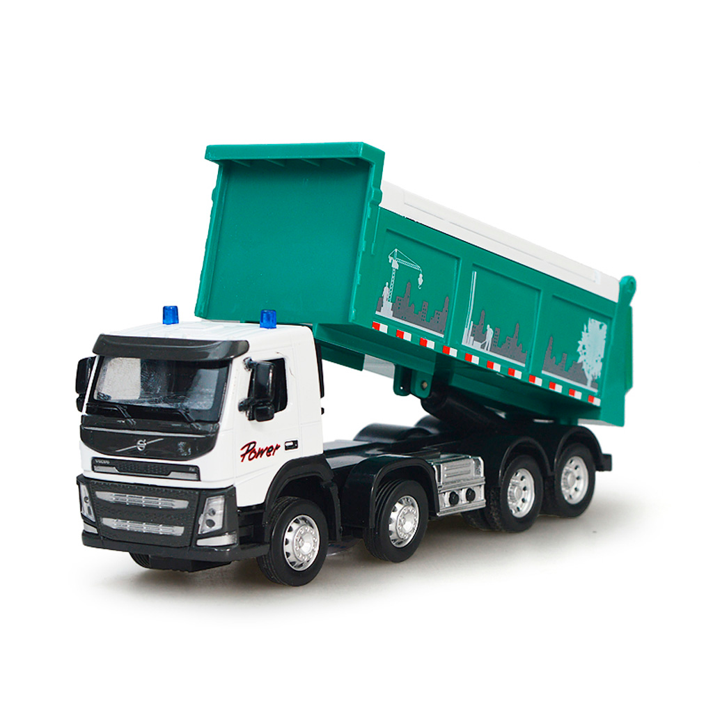 Машинка MSZ 1:50 Volvo Dump Truck