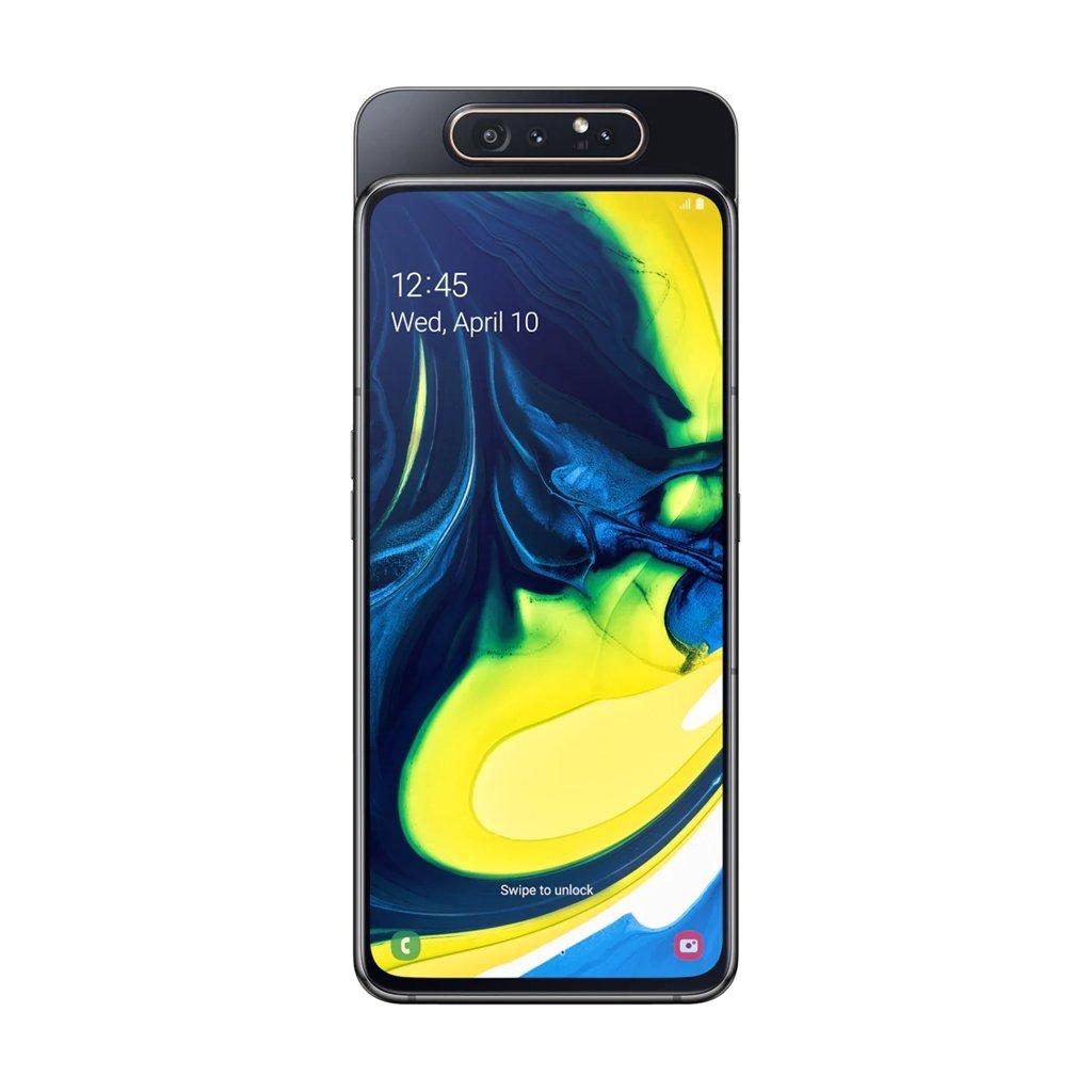 Смартфон SAMSUNG Galaxy A80 SM-A805F Black 2