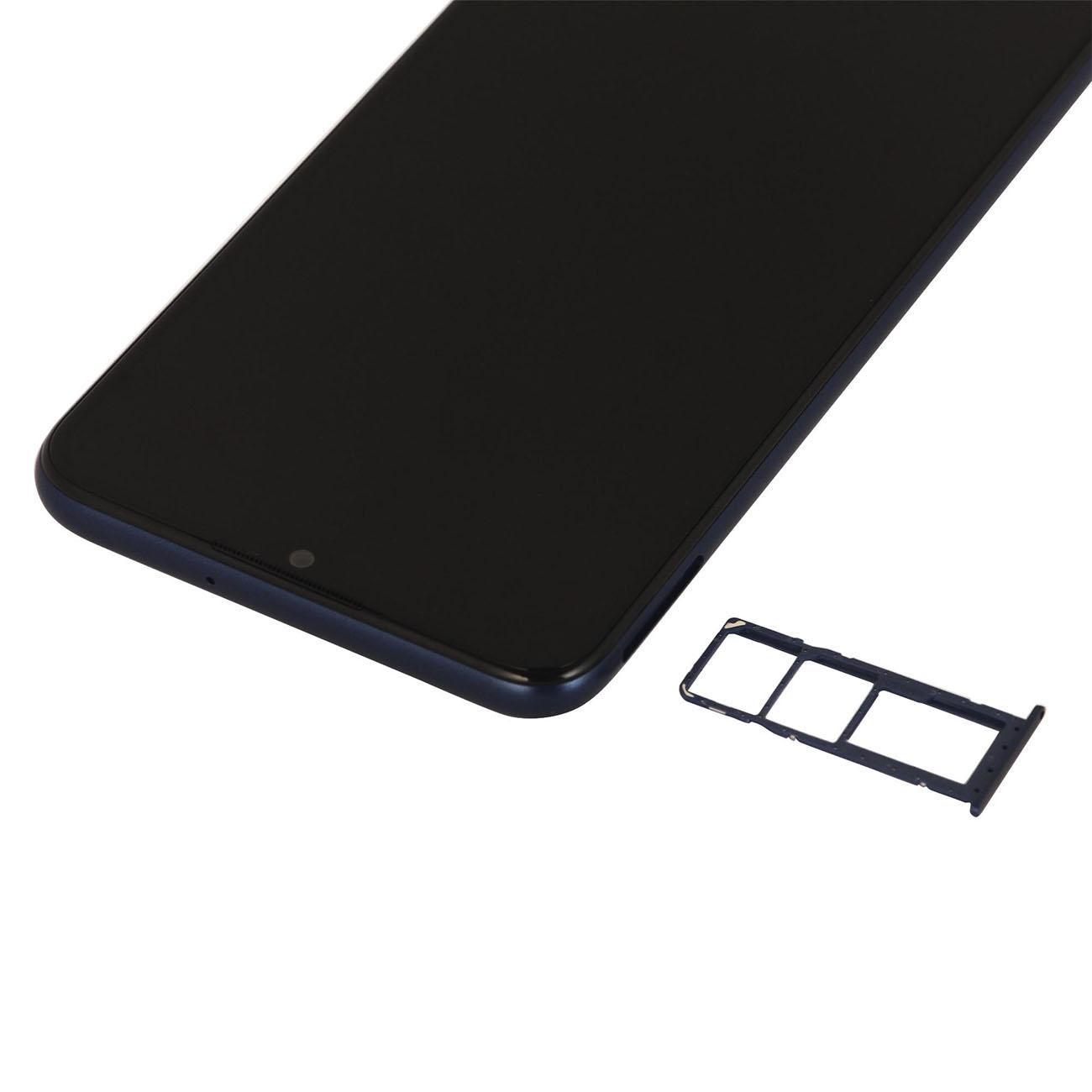 Смартфон SAMSUNG Galaxy A03s SM-A037F/DS (64GB) Blue 2